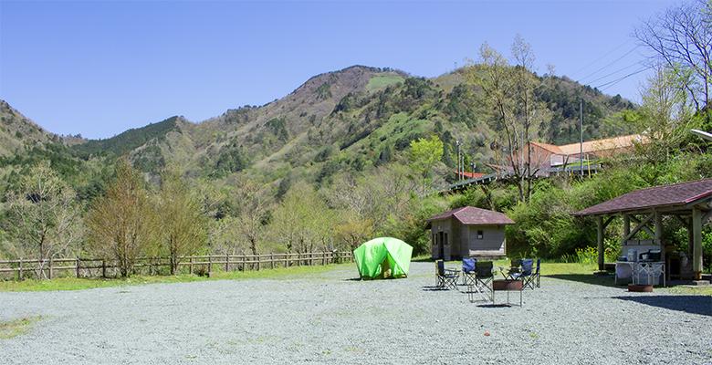 白滝の里キャンプ場