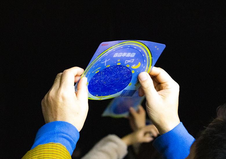 【祝】星空案内人講座が無事終わり、四国初めての「星の案内人」が誕生しました!