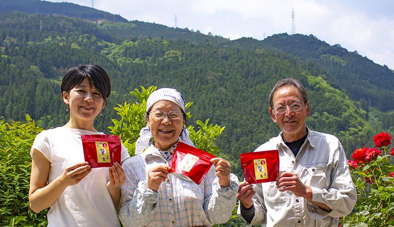川上さんと紅茶