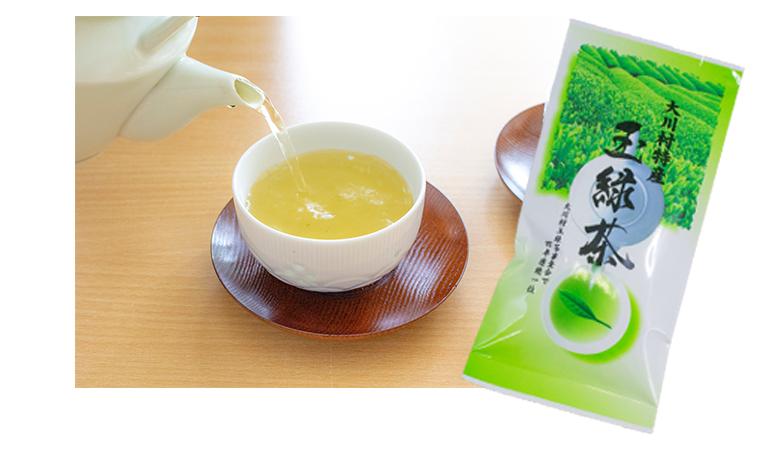 【玉緑茶】川上さんのおすすめ