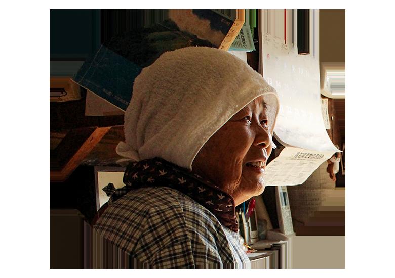 【玉緑茶】生き字引おばあちゃん愛野さん