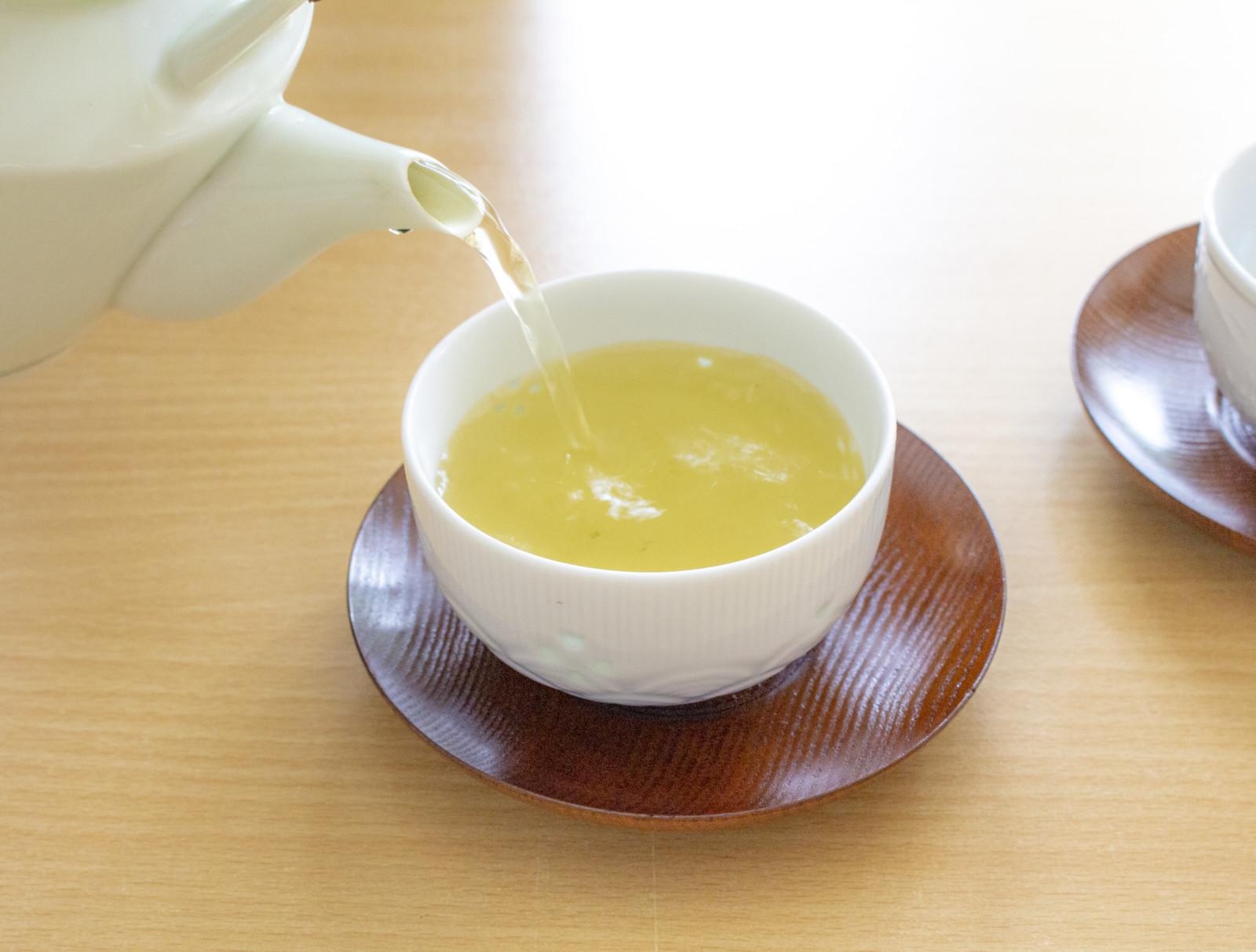 大川村玉緑茶