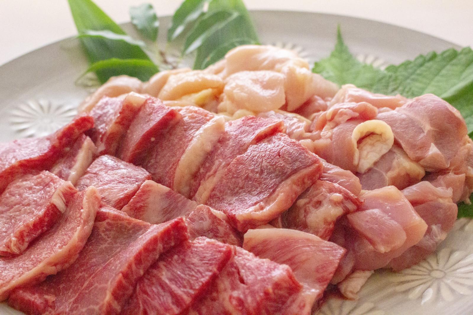 【謝肉祭セット】大川黒牛と土佐はちきん地鶏